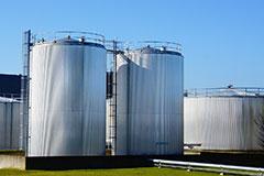 ensayos tanques de almacenamiento
