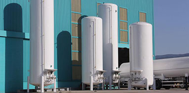 inspección equipos a presión deposito criogénico