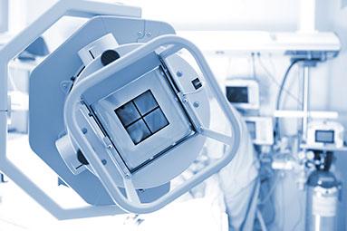 servicio a instalaciones de rayos x con fines de diagnostico medico