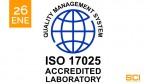 Acreditacion ISO 17025 en Burdeos