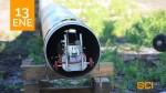 Trabajos de ensayo en gasoducto Alcudia