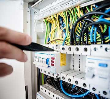 cuadro electrico de las inspecciones reglamentarias para hosteleria