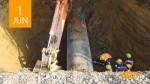 construccion de gasoducto