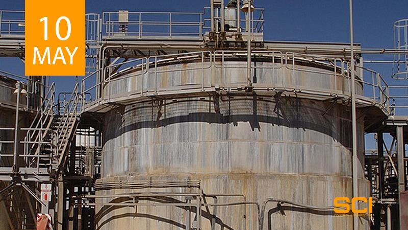 organismo control almacenamiento productos quimicos