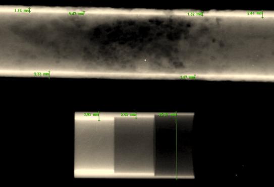 corrosión en tubería