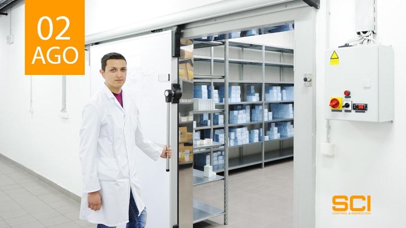 inspeccion de instalaciones frigorificas