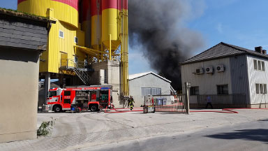 seguridad contra incendios en los establecimientos industriales
