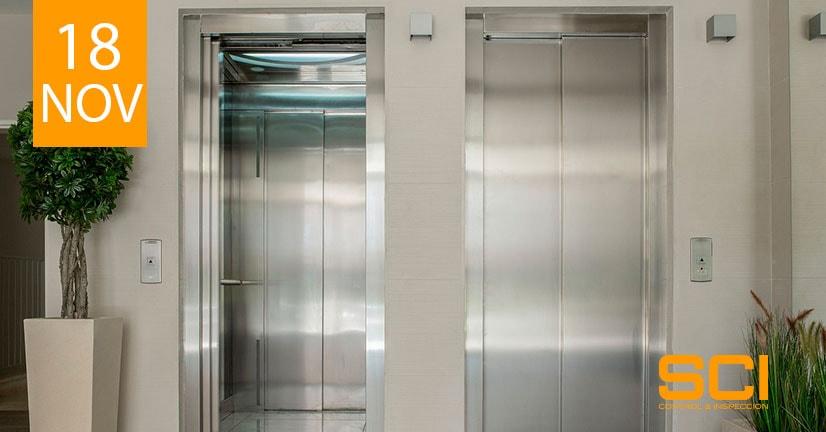 normativa de ascensores