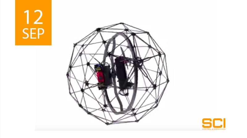 inspeccion con drones