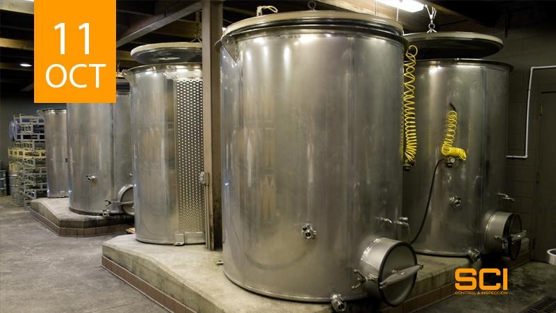almacenamiento de productos quimicos