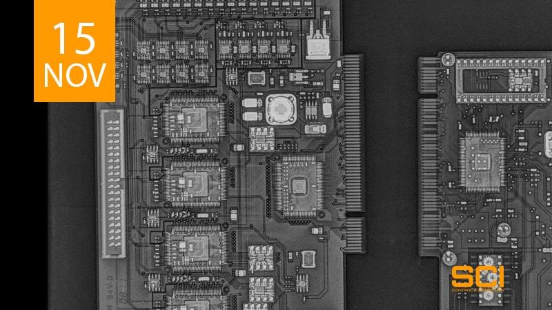 rayos x circuito impresos