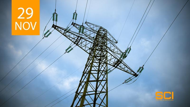 Inspección líneas eléctricas de Alta Tensión