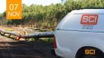 END e inspección en gasoducto