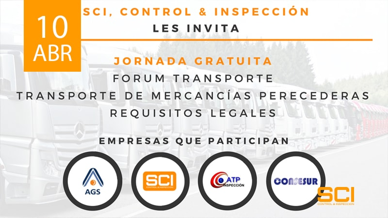 Requisitos Legales en Transporte de Mercancías Perecederas