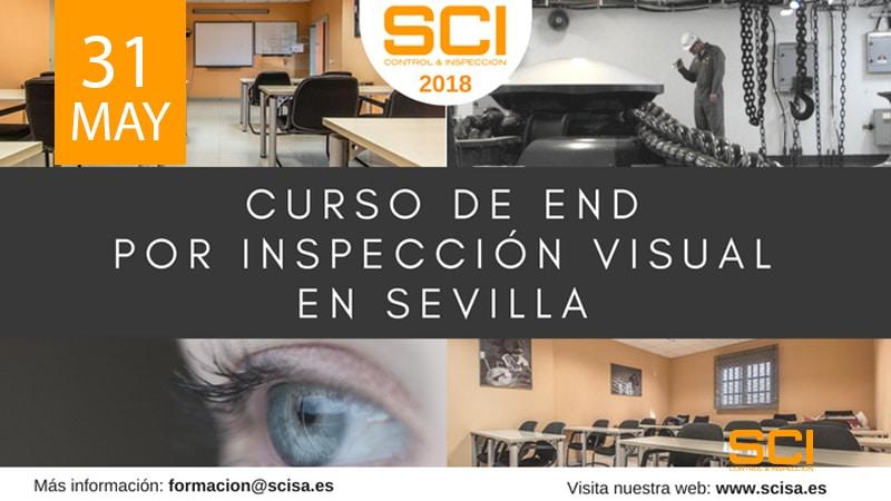 Curso de Ensayos no Destructivos por Inspección Visual en Sevilla