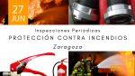 Protección contra incendios en Zaragoza