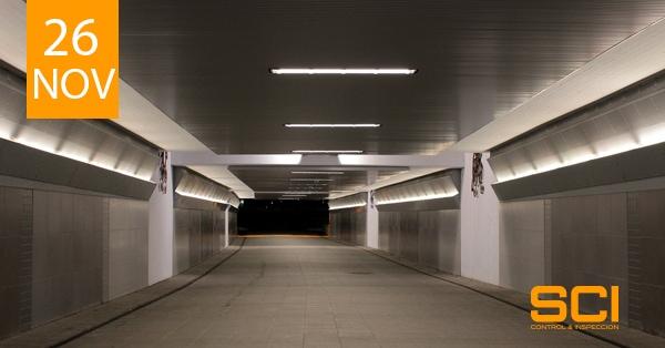 Inspección y END en el RCDE Stadium