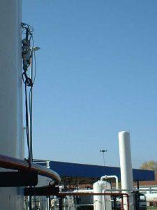 inspección de corrosión por ultrasonidos