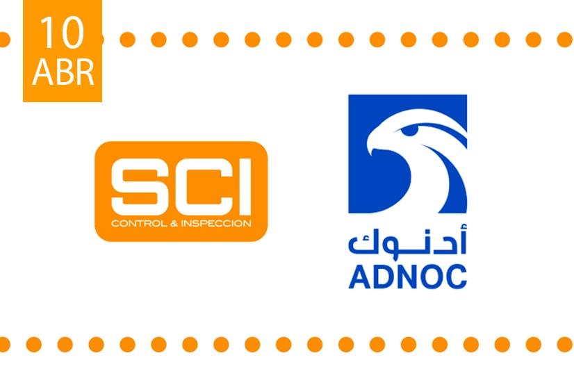 SCI ha obtenido la pre-cualificación para ADNOC
