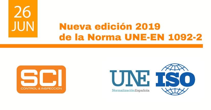 Norma UNE-EN 1090-2