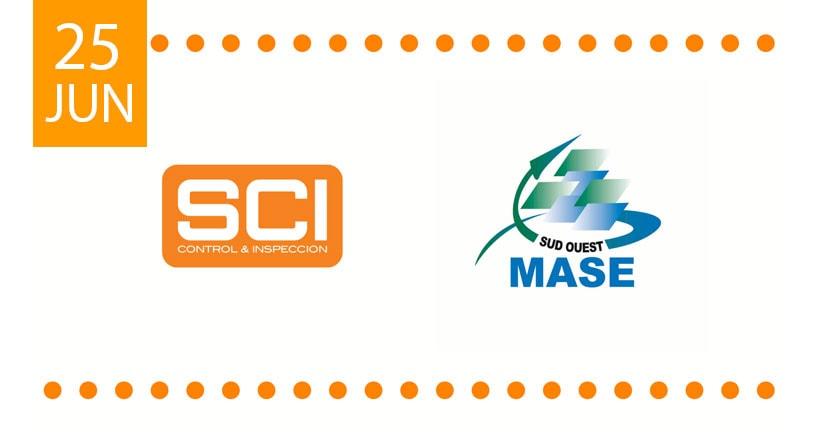 Certificado emitido por MASE / UIC