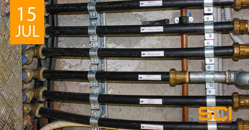Instalaciones interiores de suministro de Agua