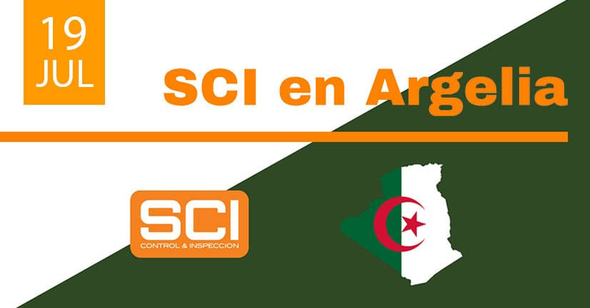 SCI en Argelia