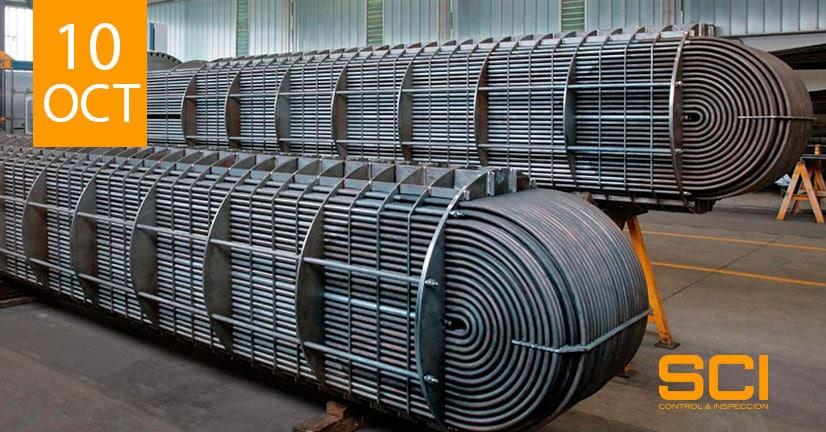 Inspección de equipos y materiales industriales – Inspección Industrial