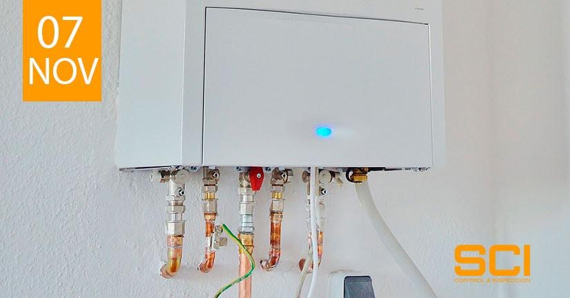 inspecciones de instalaciones térmicas en edificios