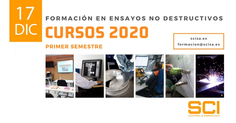Cursos de Ensayos No Destructivos