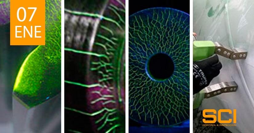 ensayo por partículas magnéticas