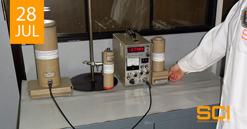 Realización de pruebas de hermeticidad de fuentes radiactivas encapsuladas