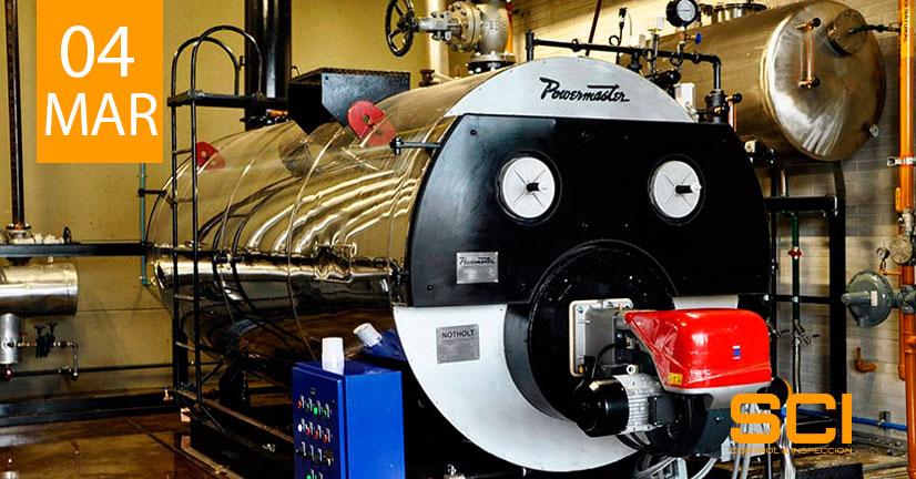 inspecciones reglamentarias de aparatos a presión