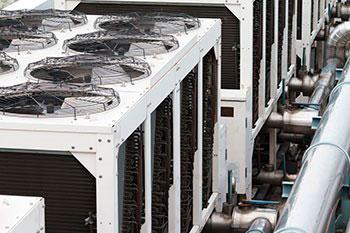 Inspección en sistemas de aire acondicionado